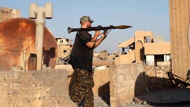 """التحالف الدولي: لن ندعم أي اتفاق لخروج """"داعش"""" من الرقة"""