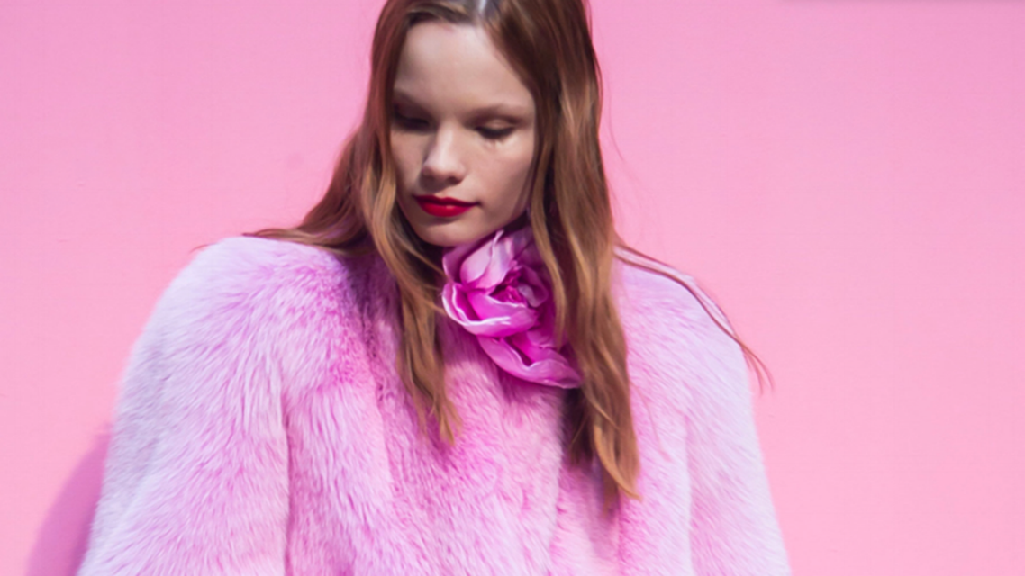 Gucci joins other fur-free fashion houses including Giorgio Armani, Hugo Boss and Stella McCartney.