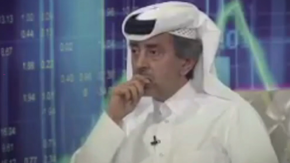 Jaber bin Hajjaj Al-Ashahwani, Vice Chairman at Dlala Brokerage & Investment Holding Co. in Qatar. (Screengrab)