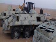 بالصور.. التحالف يصد محاولة تسلل للحوثيين جنوب السعودية