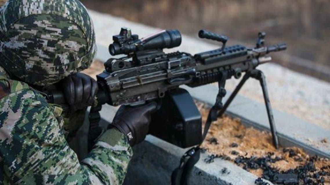 أسلحة أميركية