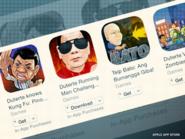 مطالبات لأبل بحذف ألعاب تحاكي حرب الفلبين على المخدرات