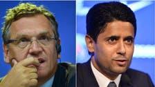 Italian police: Qatar's Khelaifi provided Valcke with a €7 million villa