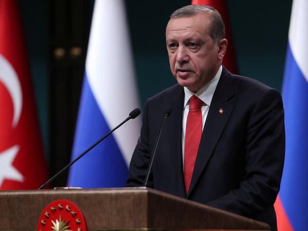 أردوغان: سنسحق الوحدات الكردية السورية في عفرين