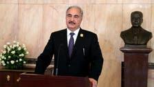 ليبيا.. حفتر يعلن نهاية الاتفاق السياسي