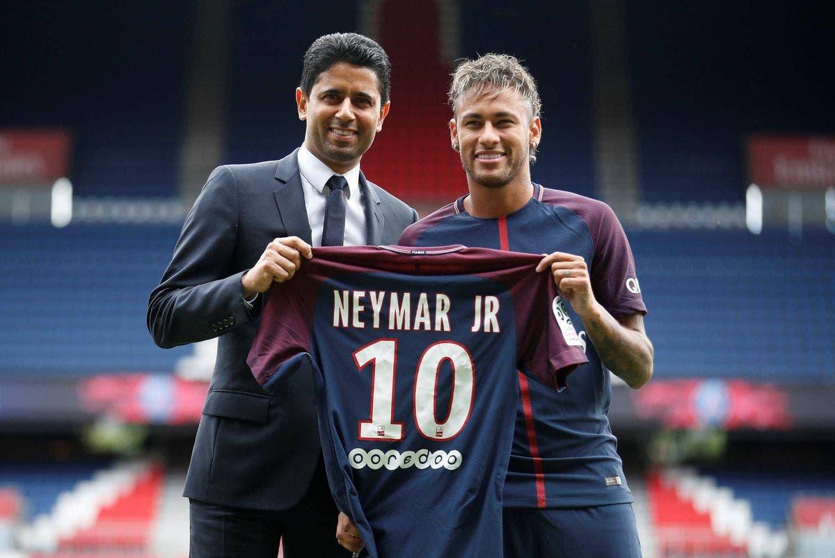 تم فسخ عقد نيمار بمبلغ 222 مليون يورو