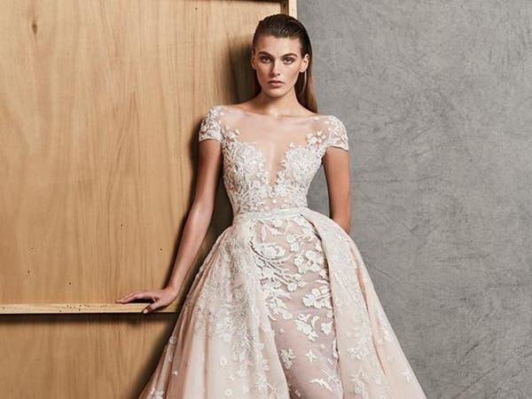 وردي الألفية اللون المفضل لعروس زهير مراد
