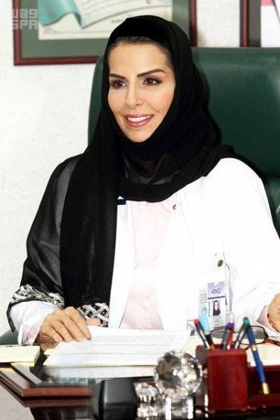 رأس الفريق العلمي كبيرة علماء أبحاث السرطان في مستشفى الملك فيصل التخصصي ومركز الأبحاث بالرياض الدكتورة خوله الكريّع