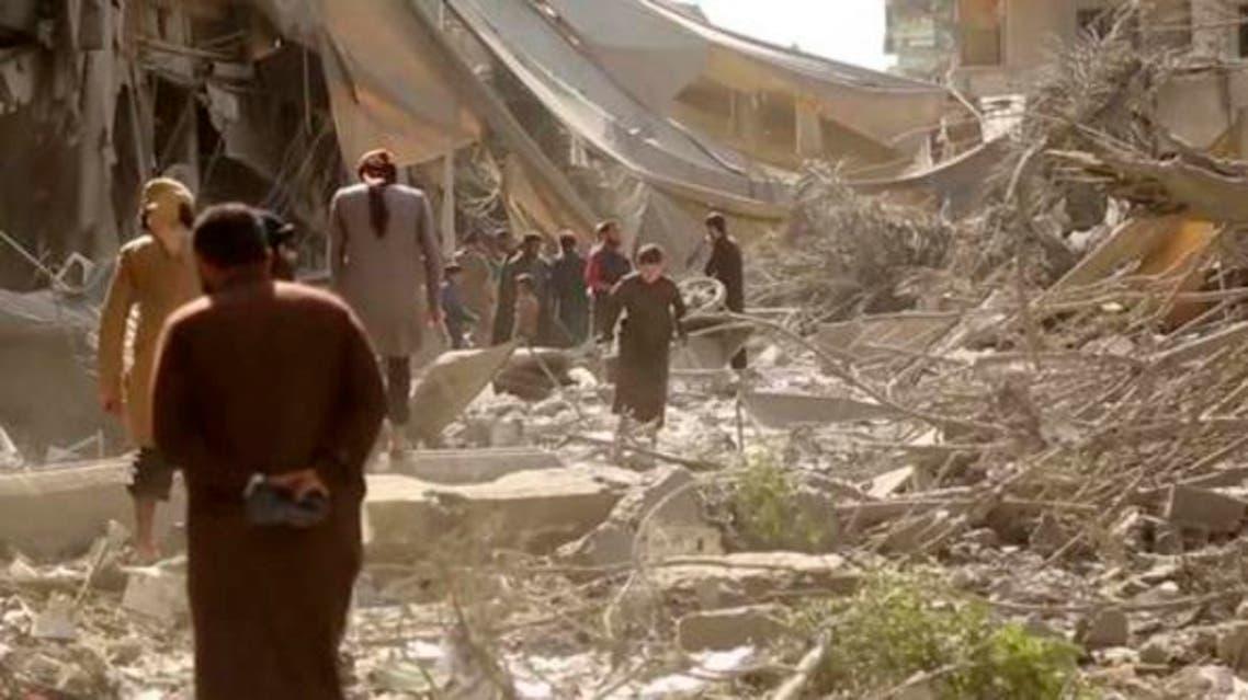 یگانهای کرد: شهر الرقه امروز یا فردا آزاد میشود