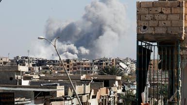 التحالف: استسلام 100 مقاتل من داعش من الرقة في 24 ساعة