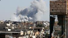 روس کا امریکا پر الرقہ میں تباہ کن بمباری سے ہزاروں شامیوں کو ہلاک کرنے کا الزام