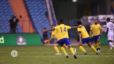 النصر يواصل انتصاراته بفوز صعب على التعاون