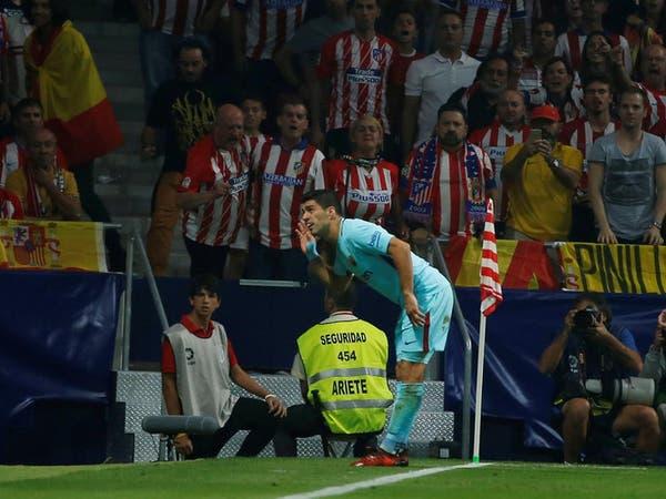 13 مباراة أوروبية وسواريز يبحث عن طريق المرمى