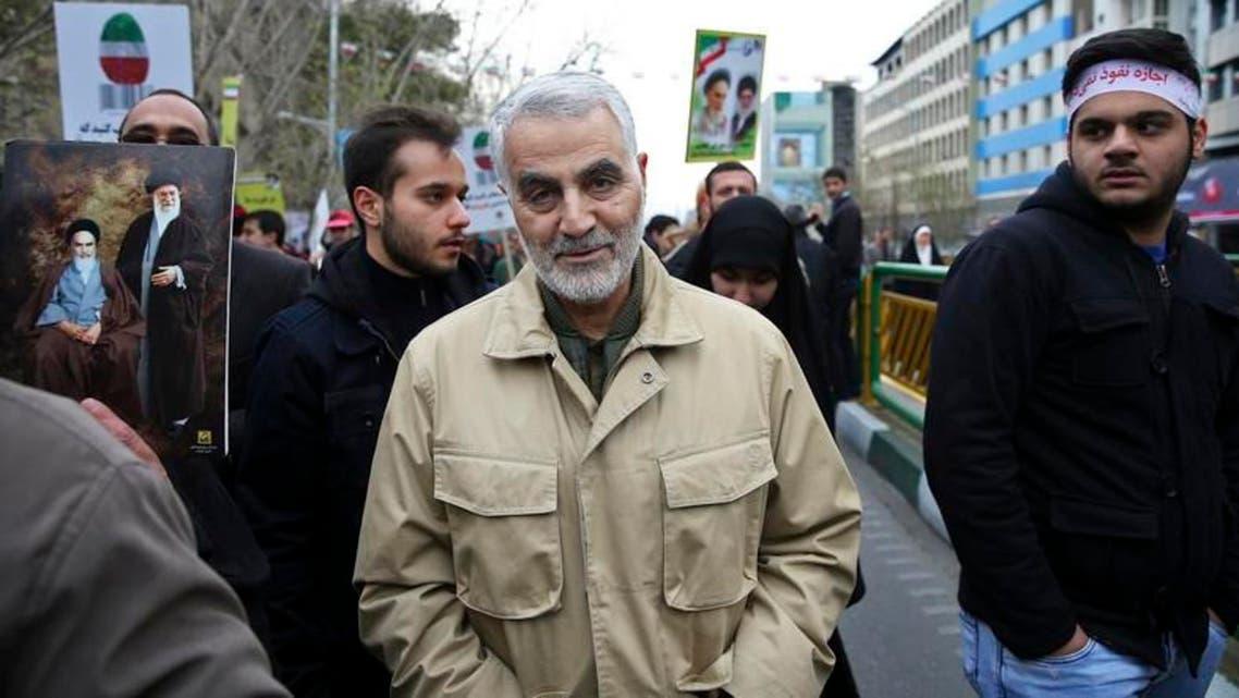 ایرانی جنرل قاسم سلیمانی
