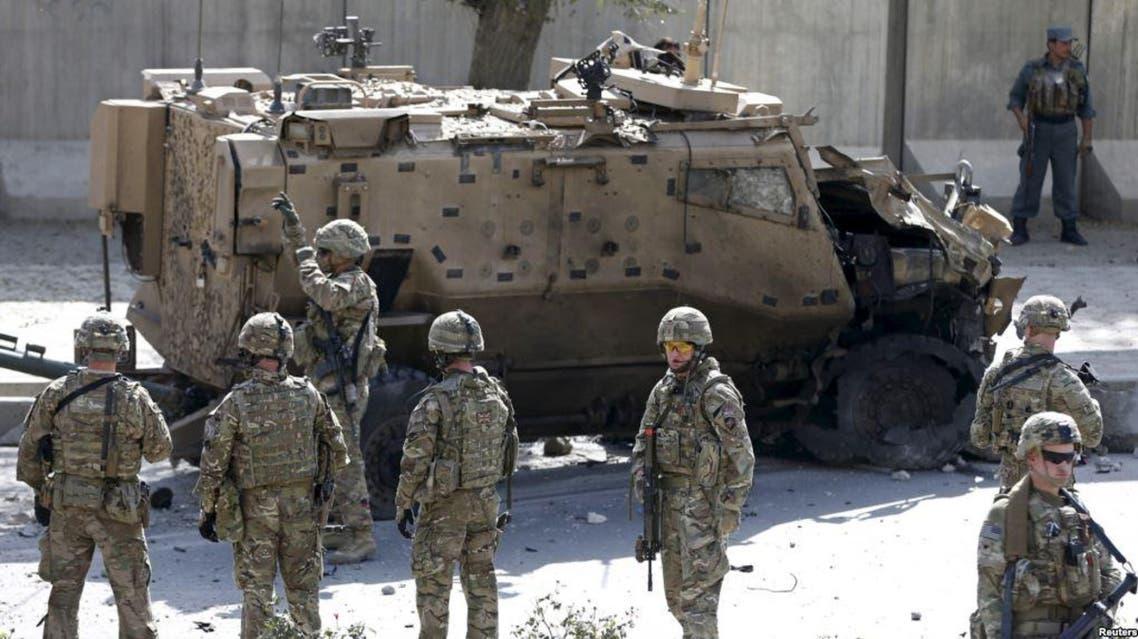 سربازان خارجی دوباره در ارزگان افغانستان مستقر میشوند