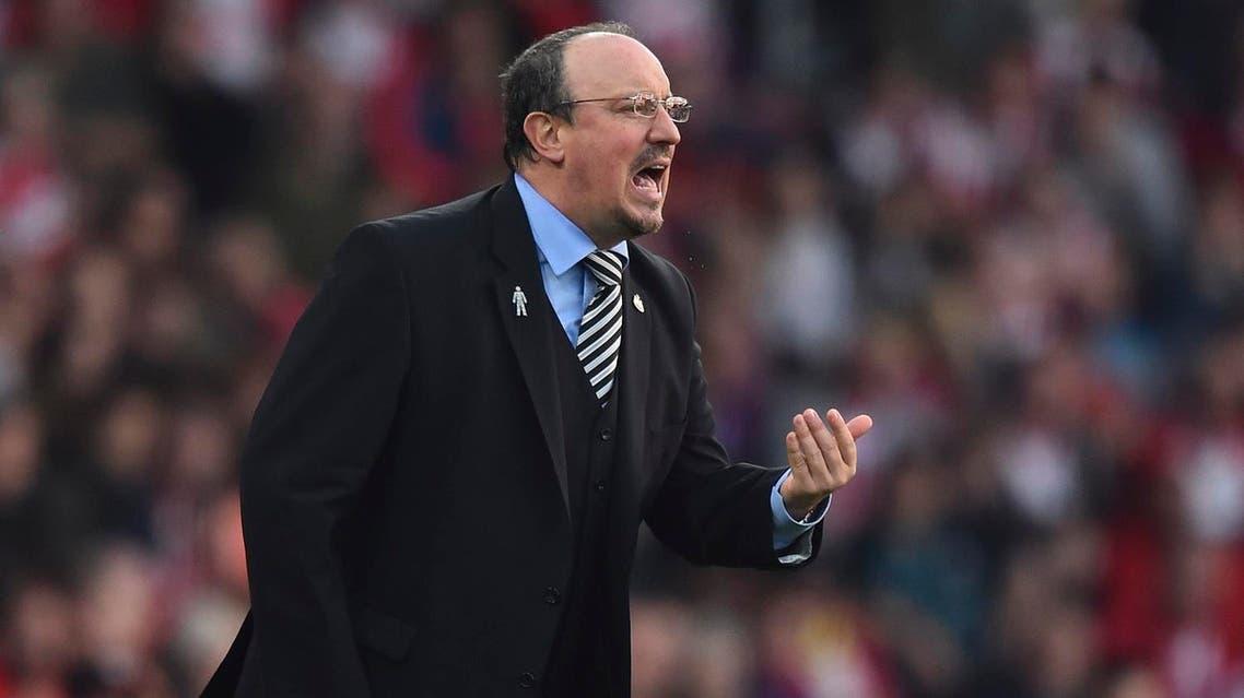 Rafa Benitez - (AFP)