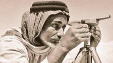 Who was the Bedouin guide who tracked Saudi's first oil in the desert?