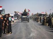 القوات العراقية تسيطر على معبر ربيعة الحدودي مع سوريا