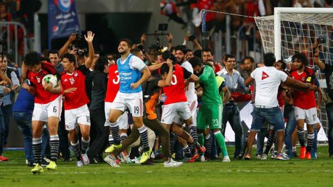 بازیکنان تیم ملی مصر بخاطر راهیابی به جام جهانی، برای ادای حج عمره دعوت شدند