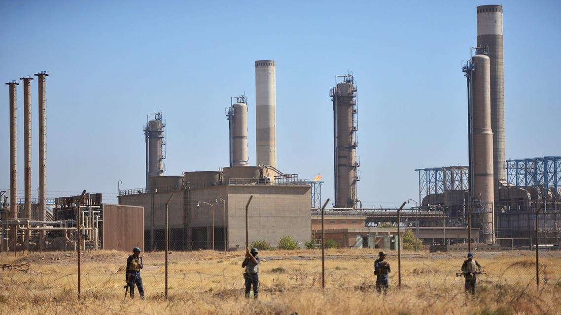 القوات العراقية تسيطر على حقول نفطية  في كركوك
