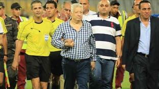 منع مرتضى منصور من أي نشاط رياضي 3 مباريات