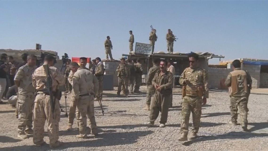 THUMBNAIL_ #كركوك .. تحذيرات من مواجهة مسلحة بين البيشمركة والقوات العراقية