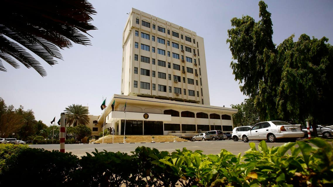 MOFA Sudan AFP