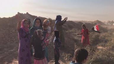 نزوح آلاف الأكراد عن كركوك مع تصاعد التوتر في المحافظة