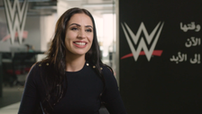 Shadia Bseiso, Arab world's first woman to sign with WWE, tells her story
