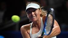 Sharapova loses to Rybarikova at Kremlin Cup