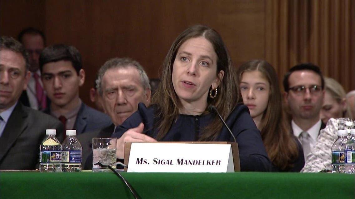 وكيل وزارة الخزانة الأميركية لشؤون الإرهاب والجرائم المالية سيجال ماندلكر