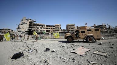 المرصد: مقتل 3250 شخصاً خلال معارك الرقة