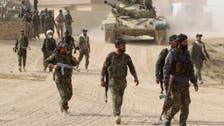 عراق : پیشمرگہ کے انخلاء کے بعد سنجار شہر پر الحشد الشعبی کا کنٹرول