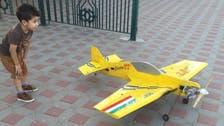 Al Arabiya speaks with father of Egyptian six-year-old 'airplane genius'