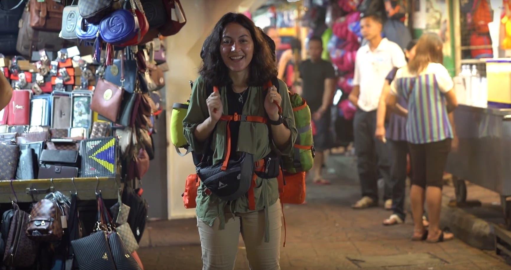 Somaya Gamal - Turkey first stop for this backpacking Yemeni woman traveler