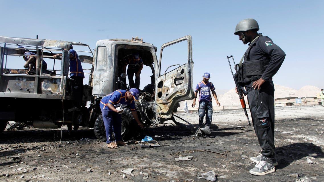 قتلى بانفجار استهدف الشرطة الباكستانية في كويتا