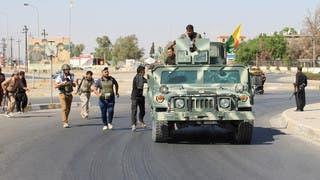 بغداد تتهم البيشمركة باستعمال أسلحة ألمانية مخصصة لداعش
