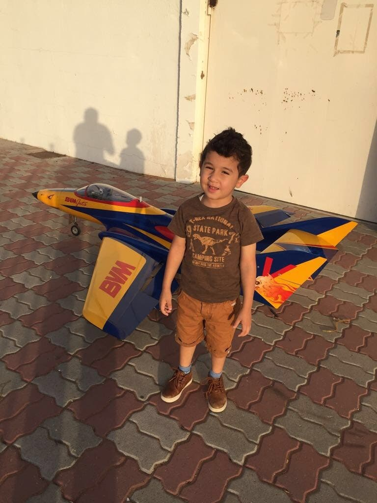 Time To Ditch Gifted Label Every Child >> Al Arabiya Speaks With Father Of Egyptian Six Year Old Airplane