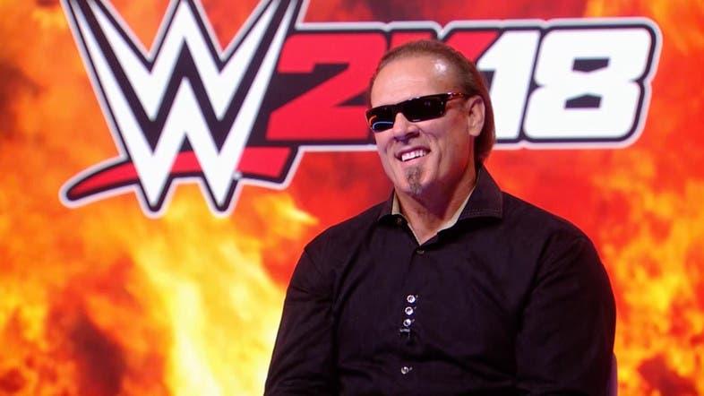 WWE Ks Sting Reveals Dream Match Conversation With - Al arabiya english