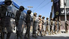 Pakistan blast kills at least six in southwestern city