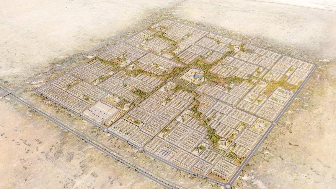 مشروع سكني عقارات السعودية