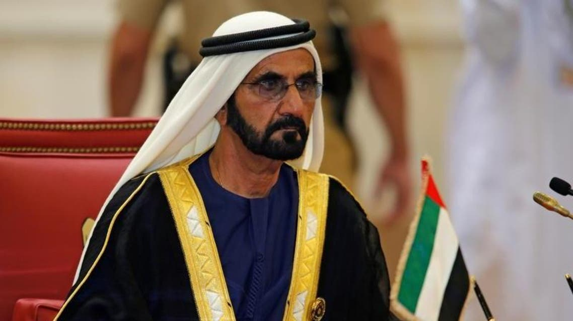 Sheikh Mohammed bin Rashid, Vice President and Prime Minister of the UAE reuters