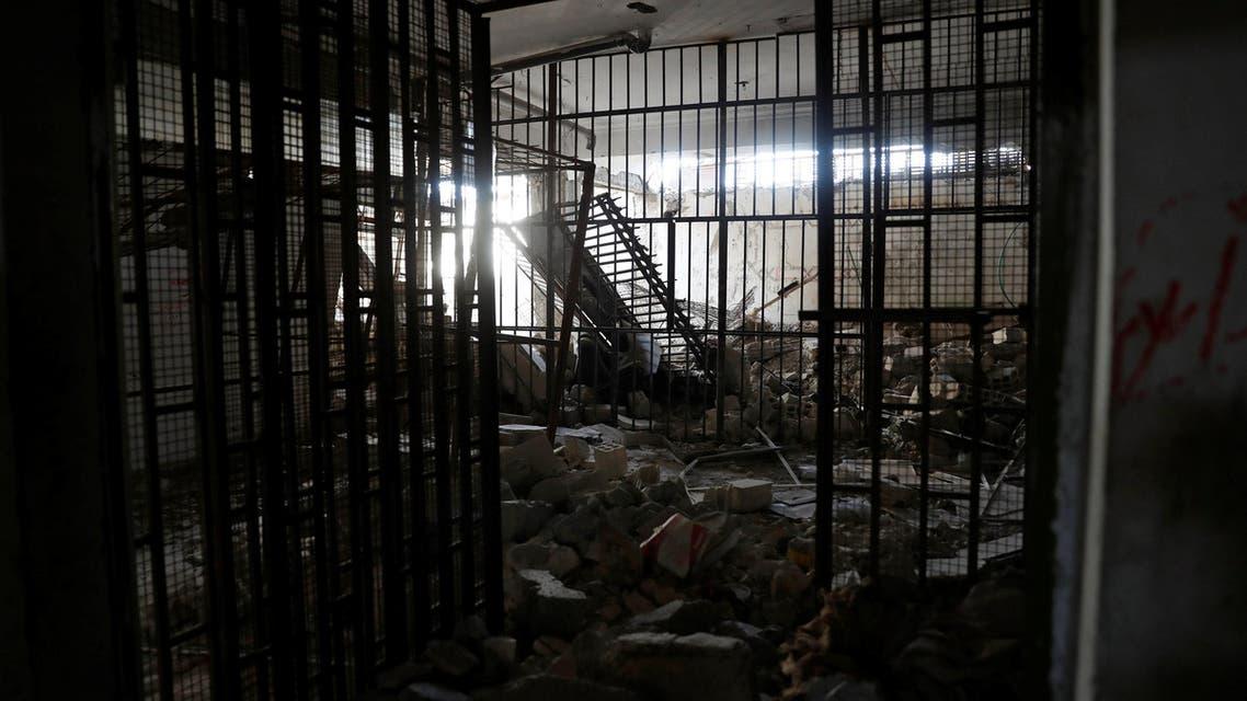 ملعب الرقة البلدي - سجن داعش