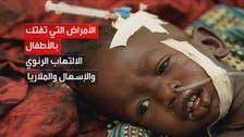 أرقام صادمة لوفيات أطفال بسبب أمراض يمكن الوقاية منها