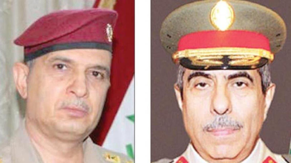 iraq saudi military