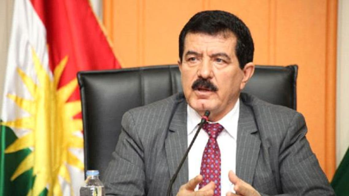 النائب الأول للامين العام للاتحاد الوطني الكردستاني كوسرت رسول