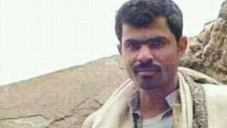 القيادي الحوثي في الجوف زيد علي عزان الشريف