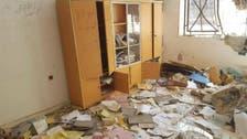 ليبيا.. مدارس سرت مدمرة رغم بدء العام الدراسي