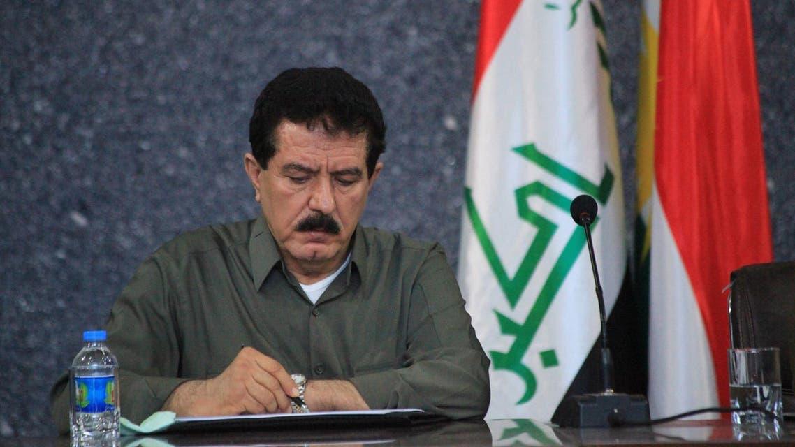 النائب الأول للأمين العام للاتحاد الوطني الكردستاني، كوسرت رسول علي