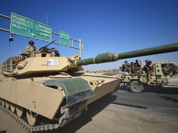 """طيران الجيش العراقي ينفذ 8 غارات على مواقع """"داعش"""""""